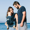 Ergobaby 3 Position Adapt Baby Carrier Cool Air Mesh Deep Blue