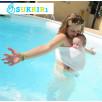 baby carrier summer Sukkiri Sling White
