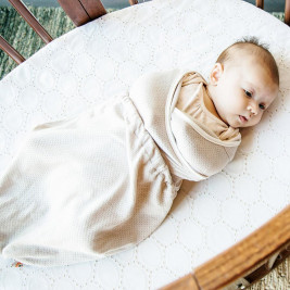 Coverage blanketing Ergobaby mico-airy Sand
