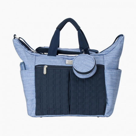 Sac à langer Ergobaby Walk in the Park Bleu Vintage