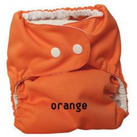 Couche lavable TE1 P'tits Dessous So Easy Orange sans insert