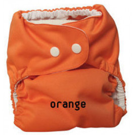 P'tits Dessous So Easy Orange, reusable nappy without insert