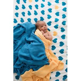Tula Love - Lot de 3 Couvertures Bébé