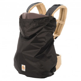 Ergobaby Winter Weather Cover Black