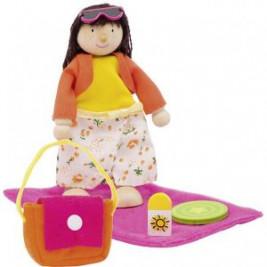 Doll flexible Goki - Holiday