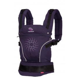 Porte-bébé Manduca Pure Cotton Purple Darts