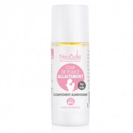 Boost Breastfeeding dietary Supplement Néobulle
