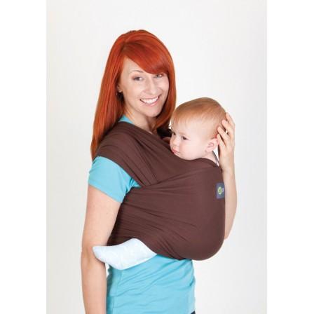 echarpe de portage sleepywrap en coton