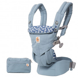 Ergobaby Omni 360 baby carrier all-in-one Midnight Blue