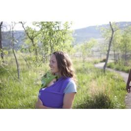 Boba Wrap Violet - Écharpe de Portage Extensible