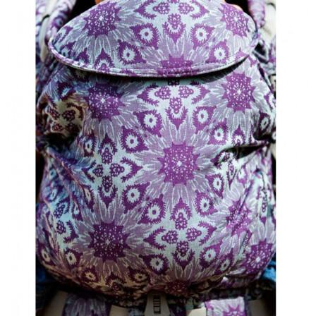 P4 Preschool LLA Jacquard Taiga purple