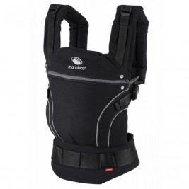 Baby carrier Manduca Blackline Phantom Grey