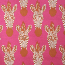 Rose and Rebellion Preschool Pink Stripes