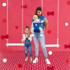 Ergobaby Omni 360 Hello Kitty Blue Classic