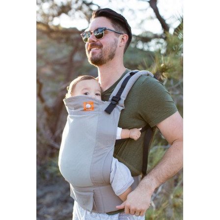 Baby carrier TULA Toddler Coast Seaport Micro-ventilated