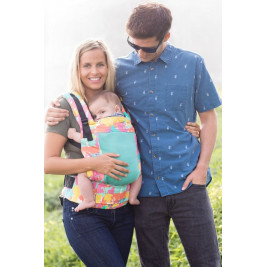 Baby carrier TULA Toddler Coast Paint Palette Micro-ventilated