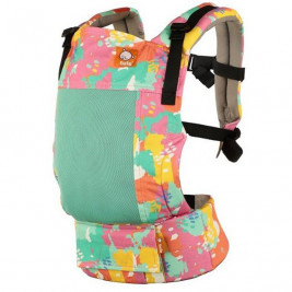 Baby carrier TULA Coast Paint Palette Micro-ventilated