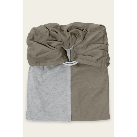Little Wrap Without A Knot Grey - Olive JPMBB
