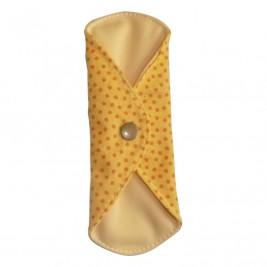 Sanitary napkin Machine Day Toudoo Natura Satin yellow