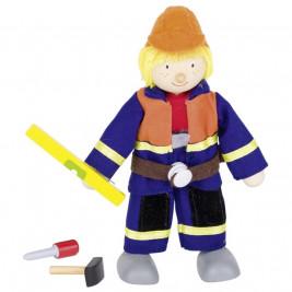 Goki flexible puppet- Worker III