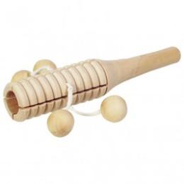 Bloc de Percussion Goki avec 4 boules