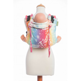 Onbuhimo Toddler Lennylamb jacquard DragonFly Rainbow