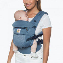 Ergobaby Adapt Cool air Mesh Blue Grey