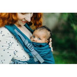 Boba X Atlantic Coton Bio - Porte-bébé Évolutif