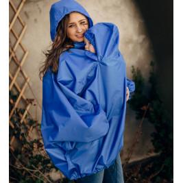 Babywearing Raincoat Lennylamb - Blue