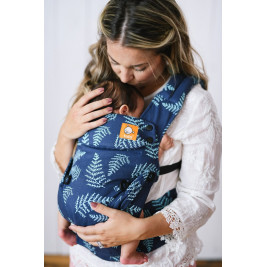 Tula Explorer Everblue porte-bébé physiologique 4 positions