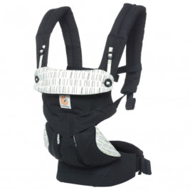 Baby carrier Ergobaby 360 Black Stripes
