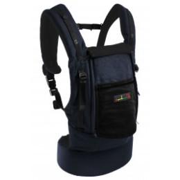 PhysioCarrier JPMBB Série limitée Capsule Bleu nuite poche noir