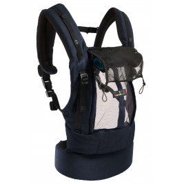 PhysioCarrier JPMBB limited Series Capsule dark Blue with Turquoise pocket