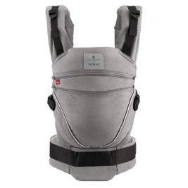 Manduca XT Bellybutton SoftCheck Grey - Porte-bébé Évolutif