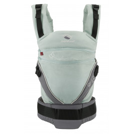 Manduca XT Butterfly Mint baby carrier adjustable