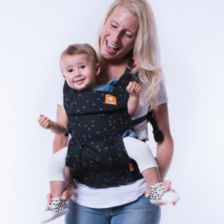 Tula Explores Discover Baby Carrier 4 Positions