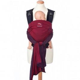 Manduca Duo Rouge - Porte-bébé Hybride