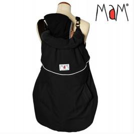 Mam Deluxe Flex Cover couverture de portage Noir