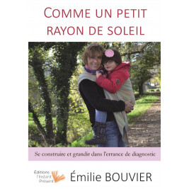 Book As a little ray of sunshine by Emilie Bouvier