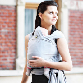 Stretchy/Elastic Baby Sling - Chalcedony