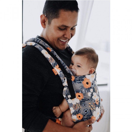 Tula Free To Grow French Marigold - baby-carrier Scalable