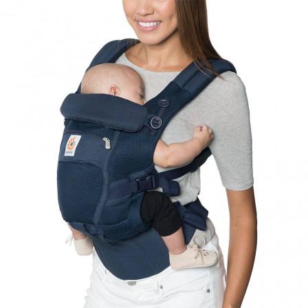 Ergobaby Baby carrier Cool Air Mesh Deep Blue