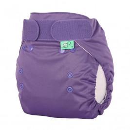 Tots bots Peenut wrap - purple