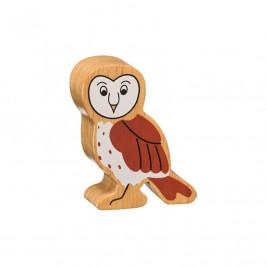 Owl wooden Lanka Kade