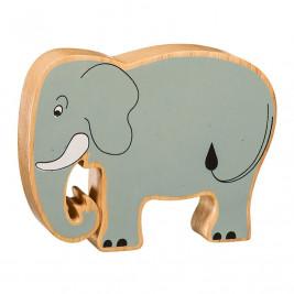 Éléphant en bois Lanka Kade