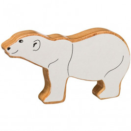 Polar bear wooden Lanka Kade