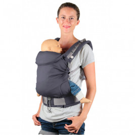 LLA Baby carrier P4 Plum