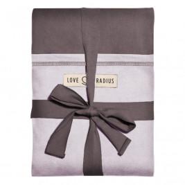 The original JPMBB Baby Wrap Glazed Brown, pocket Lavander