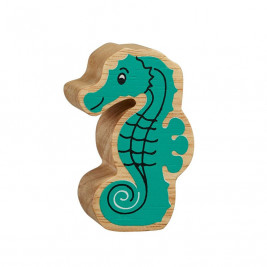 Hippocampus wooden Lanka Kade