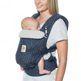 Ergobaby Adapt Blue Galaxy - baby-carrier Scalable Limited Series